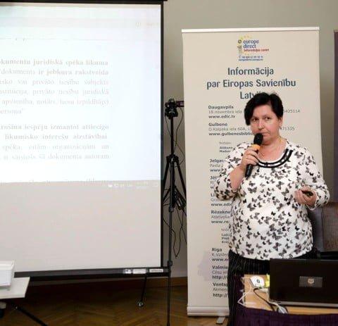 """2017. gada 7. jūnija seminārs """"Attaisnojuma dokumentu noformēšanas prasības. Preču piegādes dokumentu sastādīšana. Pirkumi internetā."""" Latvijas Tirdzniecības un rūpniecības kamerā"""
