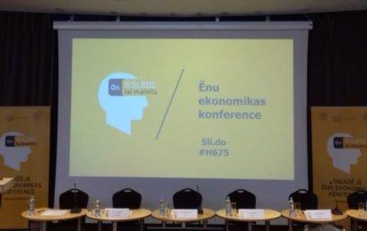 8. ikgadējā Ēnu ekonomikas konference