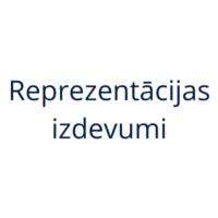 """""""Reprezentācijas un personāla ilgtspējas pasākumu atspoguļošana 2020. gadā, t.sk. Līgo svētku svinēšana."""""""